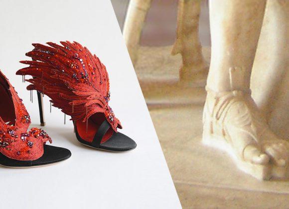 """""""Dagli eroi alle dive. Il sandalo"""""""
