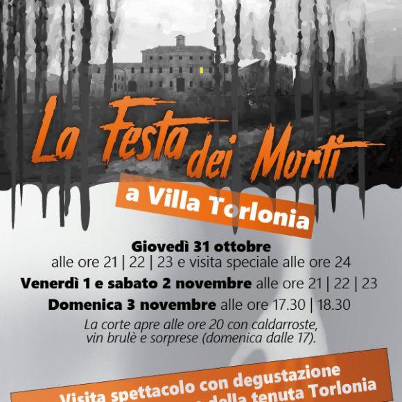 La Festa dei Morti a Villa Torlonia
