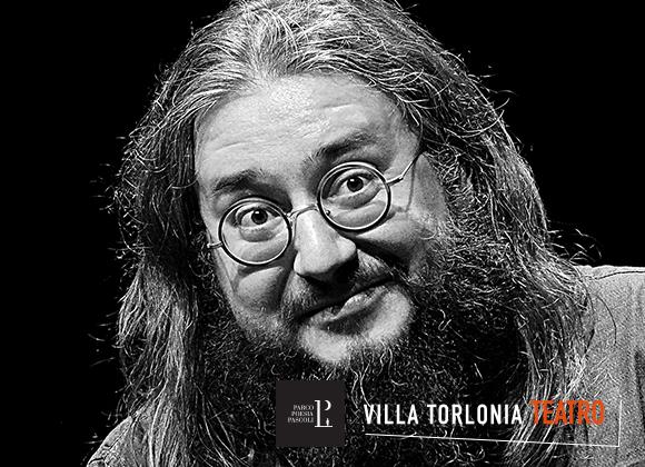 Roberto Mercadini a Villa Torlonia Teatro