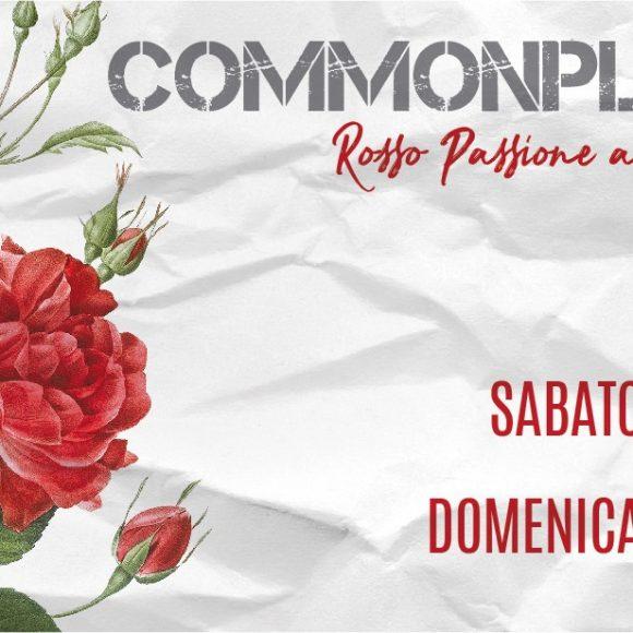 Commonplaces – Rosso Passione a Villa Torlonia