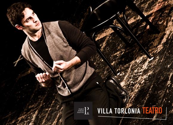 Tindaro Granata a Villa Torlonia Teatro