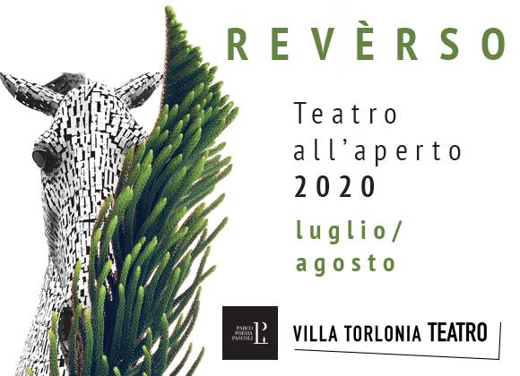 Revèrso – Teatro all'aperto 2020