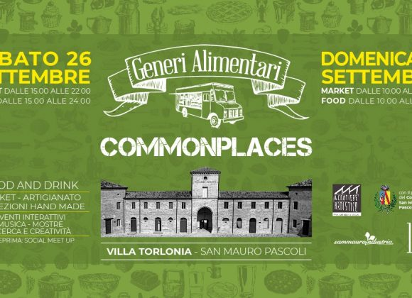 Commonplaces – Generi Alimentari