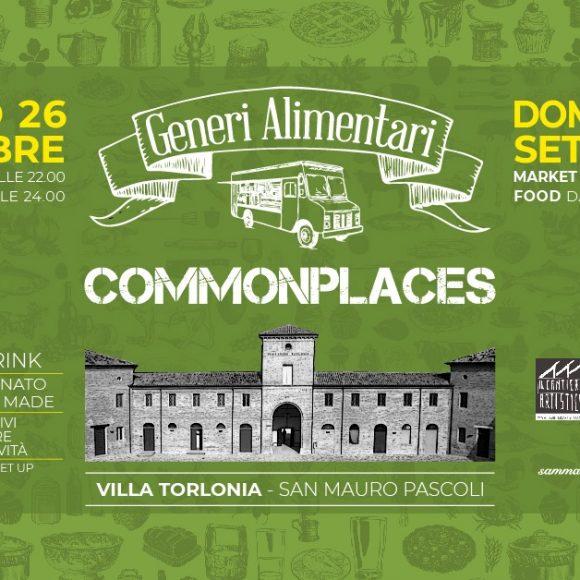 Commonplaces – Generi Alimentari