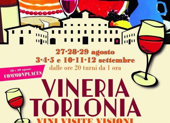 Vineria Torlonia. Vini Visite Visioni