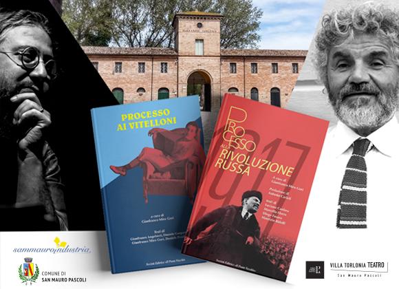 Roberto Mercadini dialoga con Gianfranco Miro Gori | Tra la Rivoluzione Russa e i Vitelloni