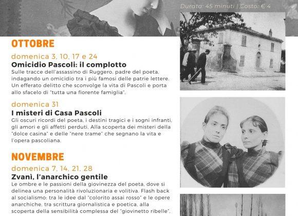 Visite tematiche al Museo Casa Pascoli